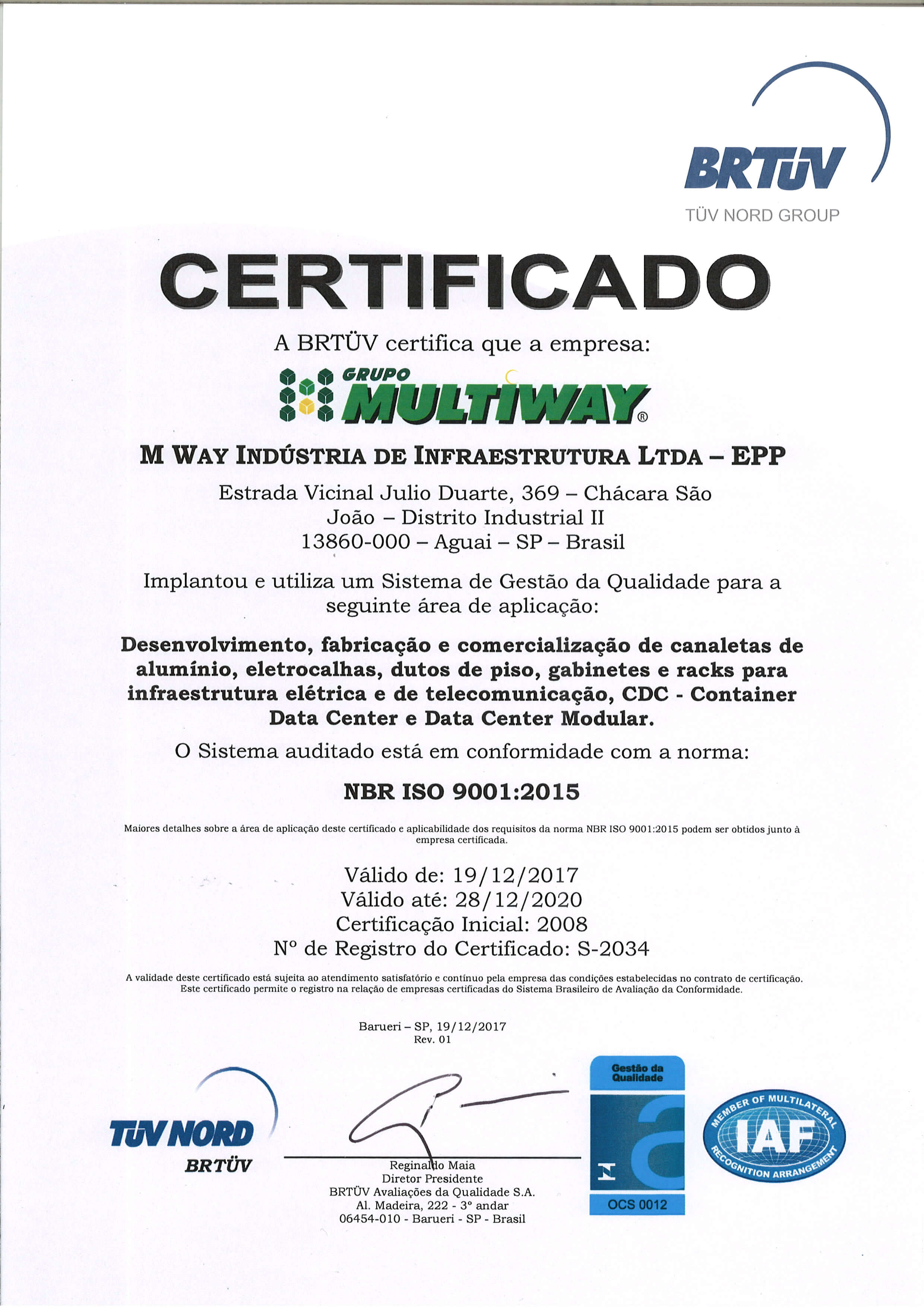 CERTIFICADO MULTIWAY 2014 ISO 9001-2008_b_site